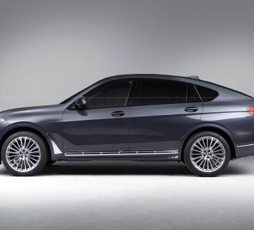 BMW X8 render