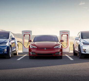 Tesla super punjač