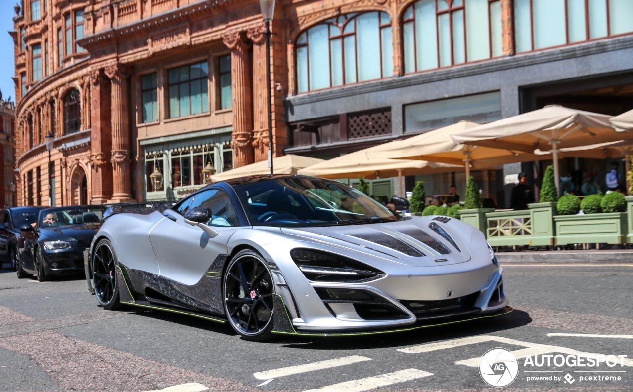 McLaren 720S First Edition