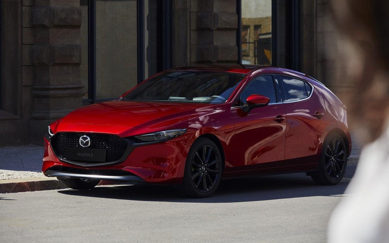 Nova Mazda3