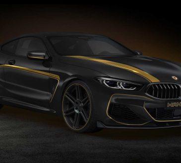 BMW Serije 8 Manhart