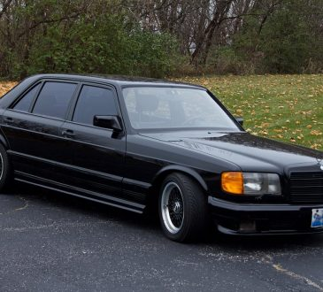 Mercedes Brabus 1000SEL