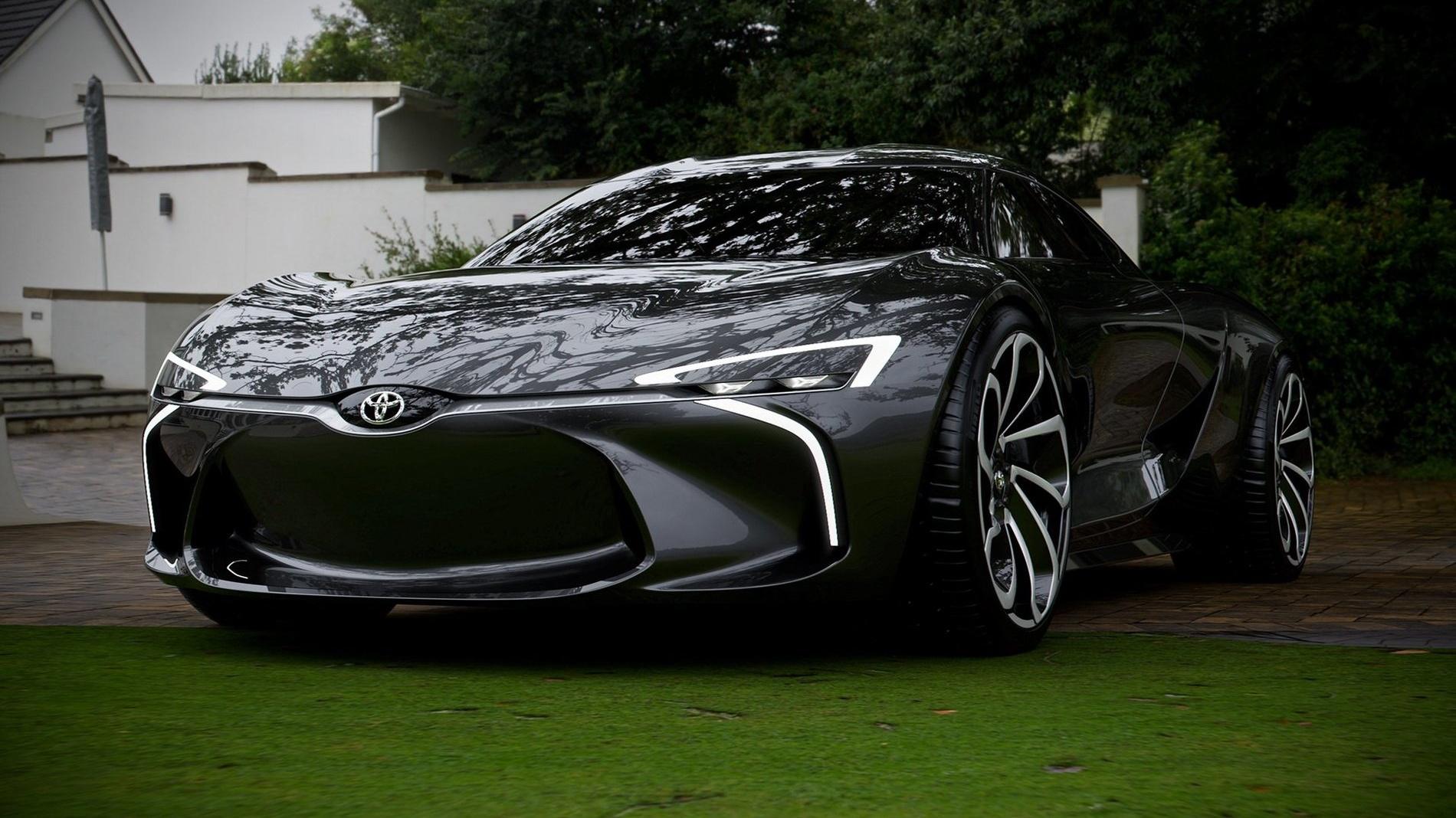 Nova Toyota MR2 - render