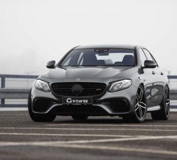 Mercedes-AMG E63 S u izdanju kompanije G-Power