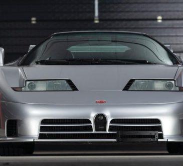 Bugatti EB110 Super Sport ide na aukciju!