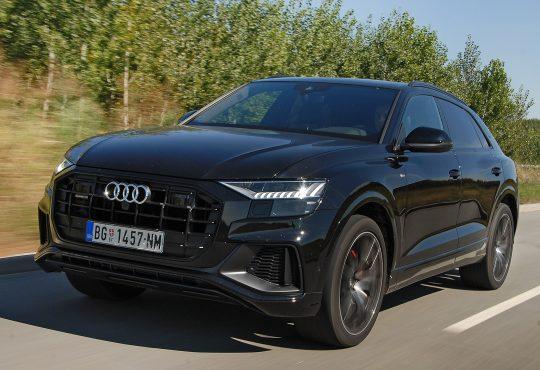 Audi Q8 50 TDI Quattro Tiptronic MHEV