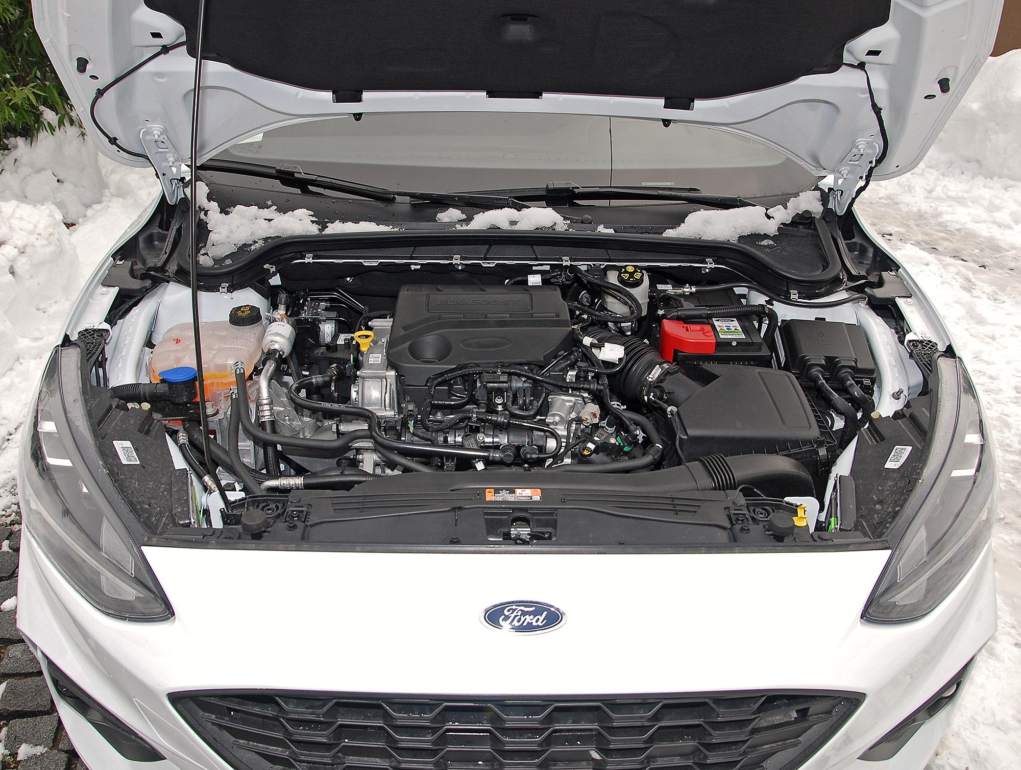 Ford Focus 1.0 EcoBoost 125 ST-Line