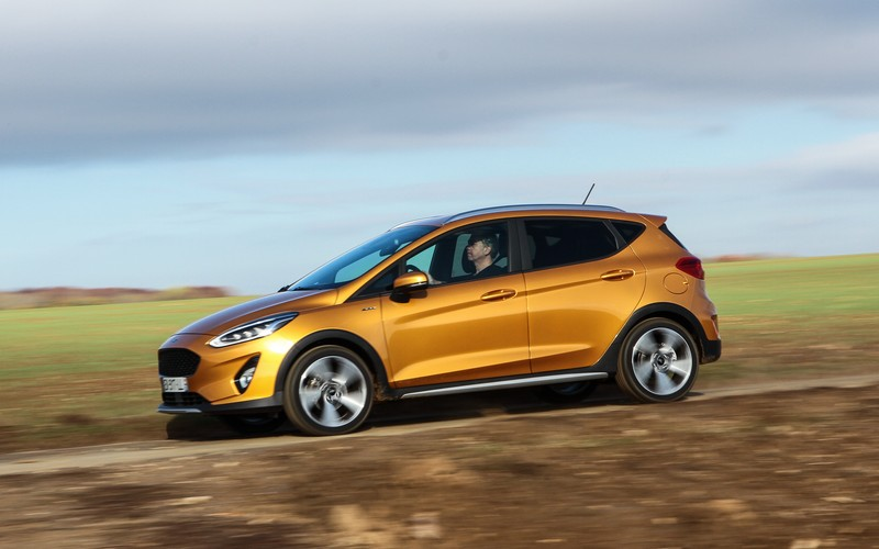 Ford Fiesta Active 1.0 Ecoboost 140