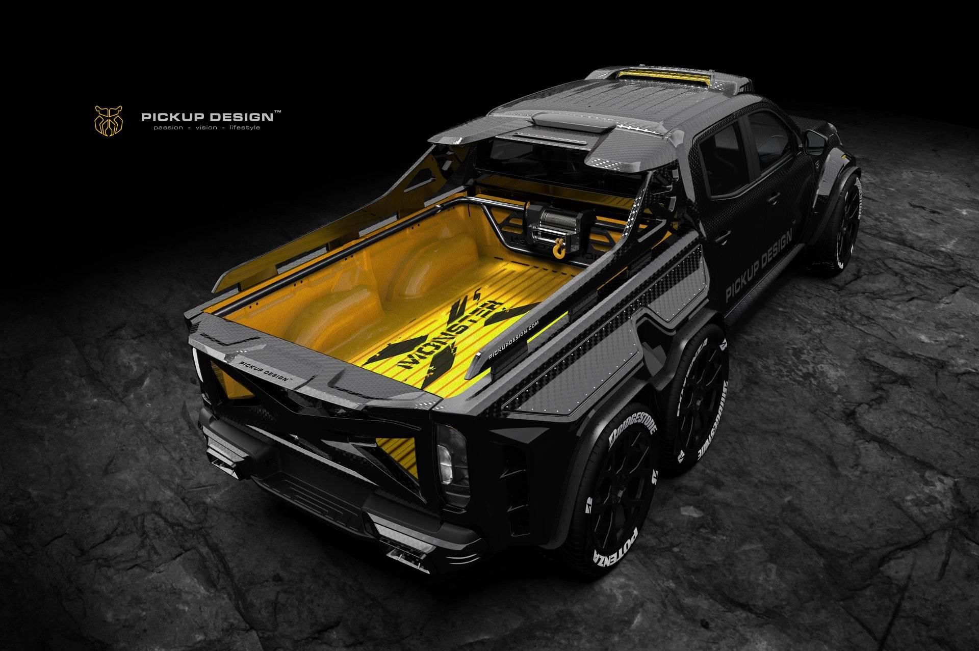 Carlex Design Exy Monster X concept