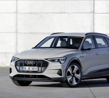 Audi E-Tron SUV