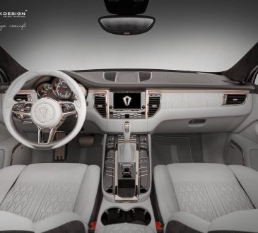 Porsche Macan Carlex Design