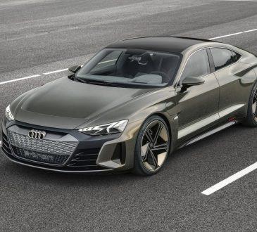 Audi e-tron GT koncept