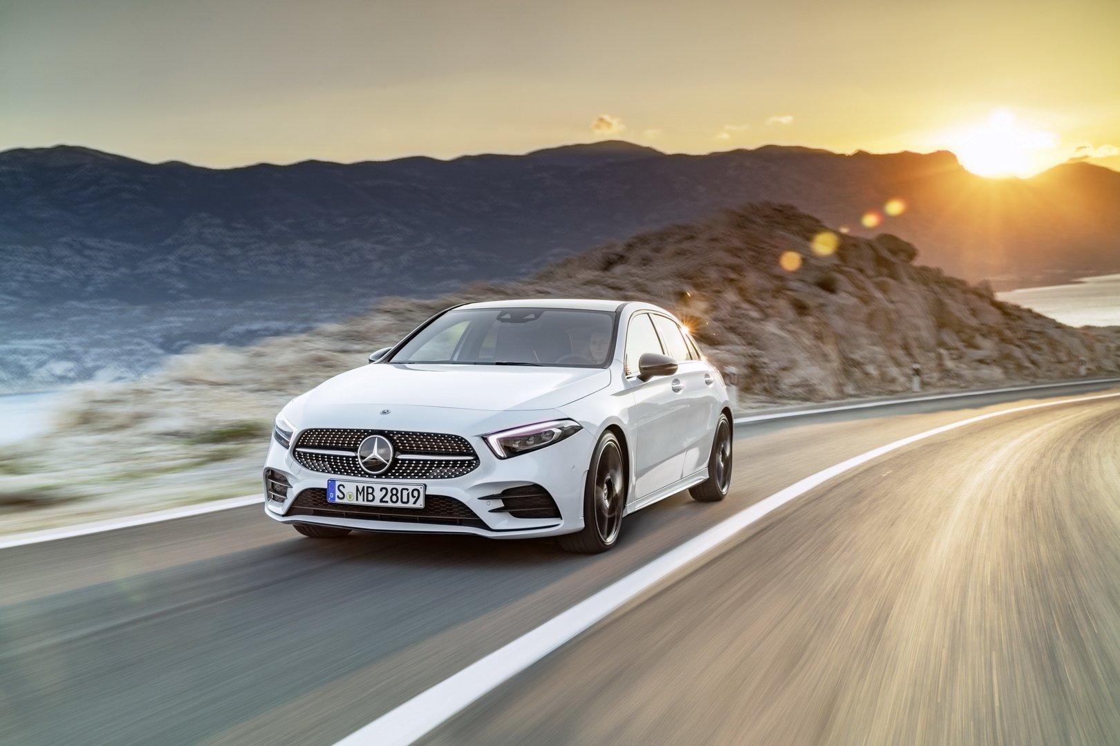 BMW i Mercedes