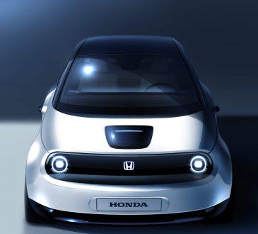 Honda EV prototip