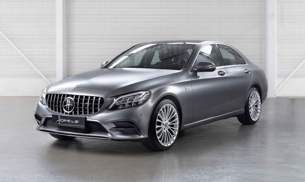 Mercedes-Benz C Class Hofele
