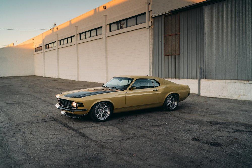 Speedkore Mustang BOSS 302