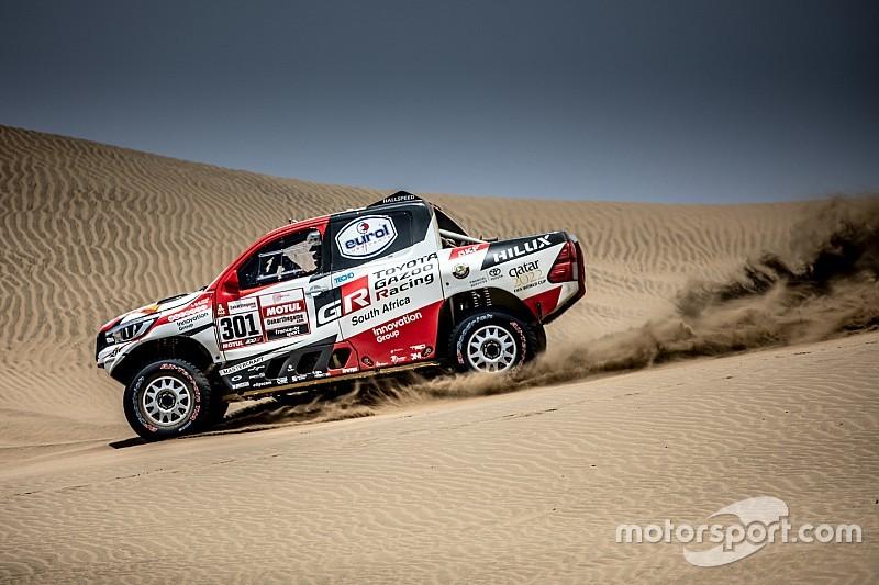 Dakar reli - treća etapa