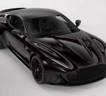 Aston Martin DBS Superleggera TAG Hauer Edition