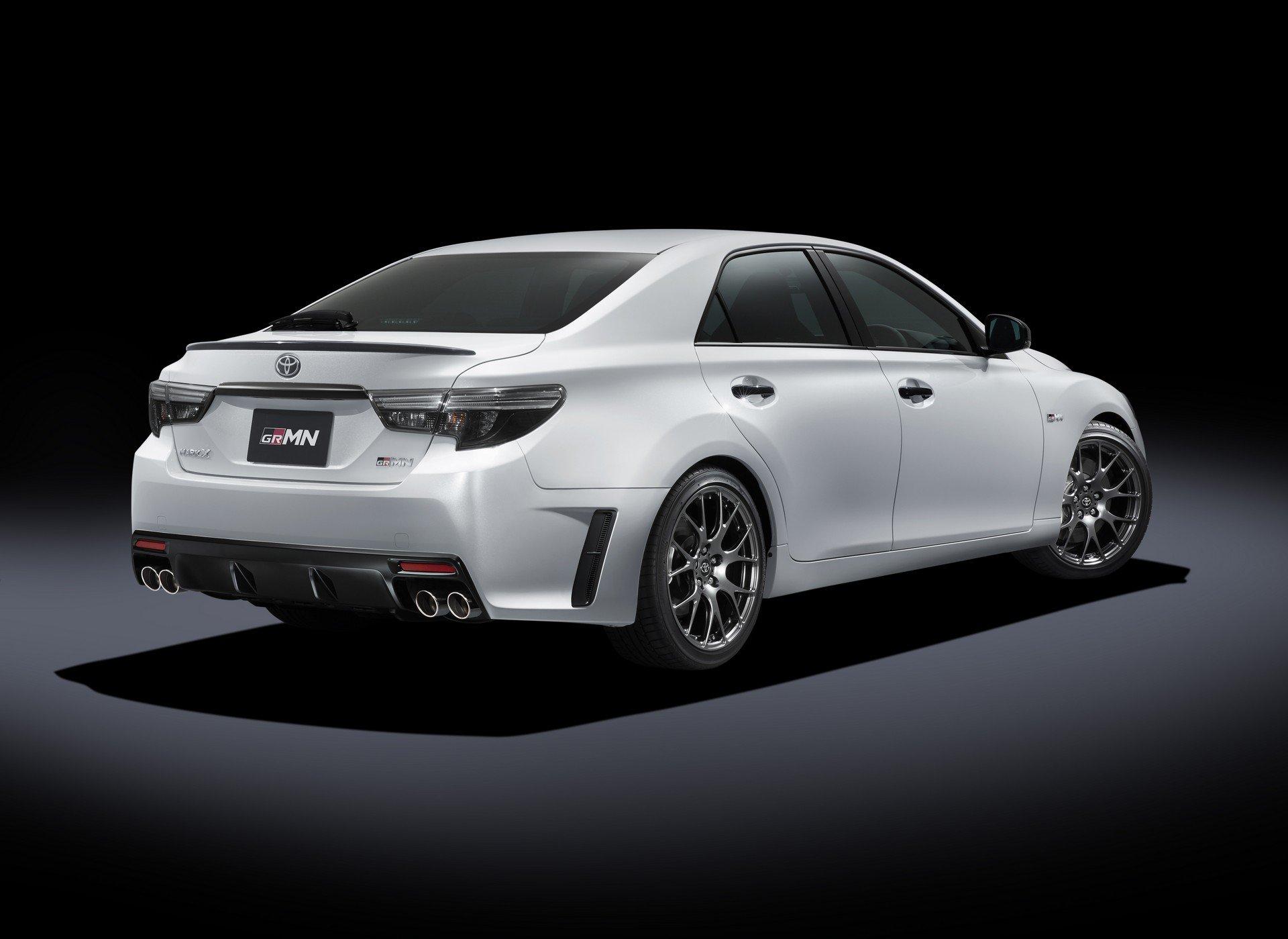 Toyota Mark X GRMN