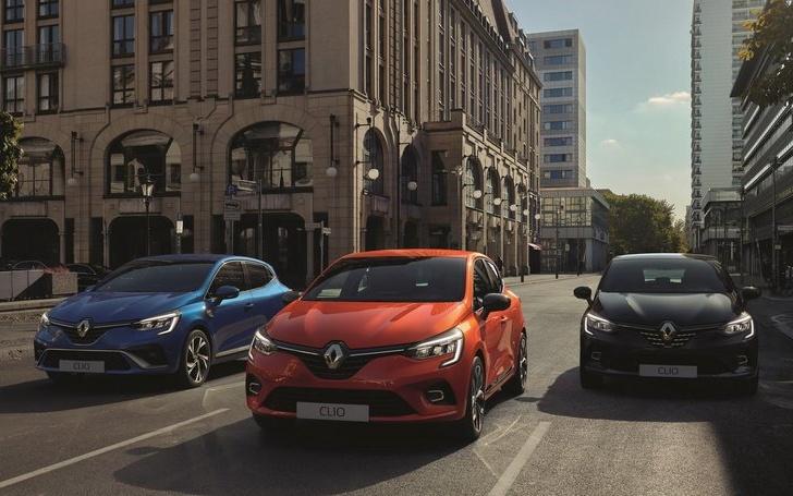 Renault Clio V