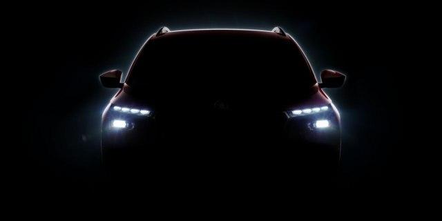Novi Škoda SUV
