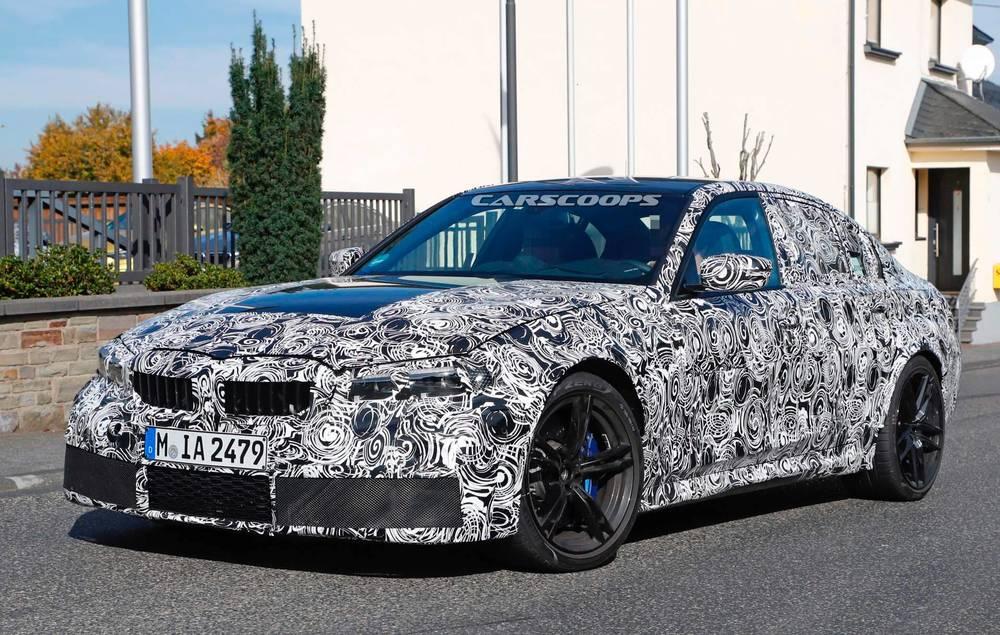 Novi BMW M3
