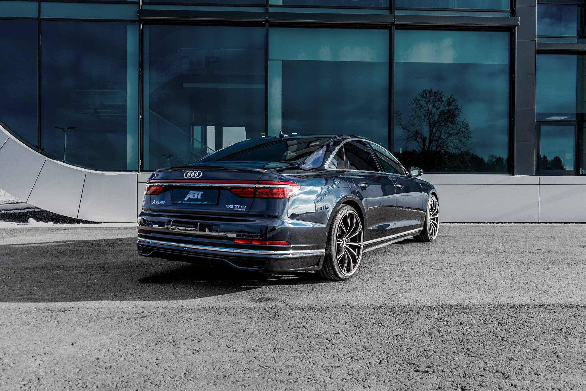 Novi Audi A8 ABT
