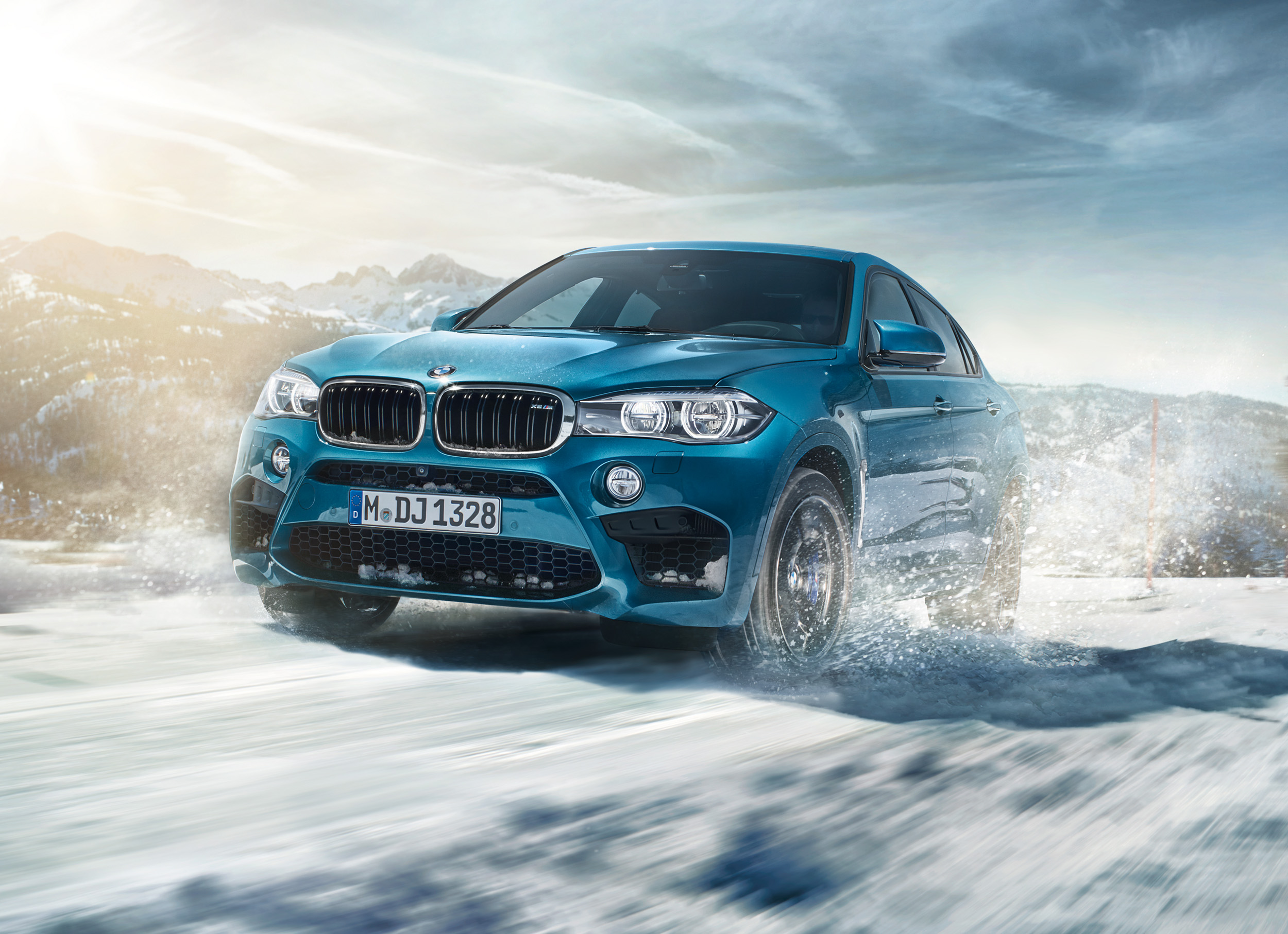 BMW X6 akcija