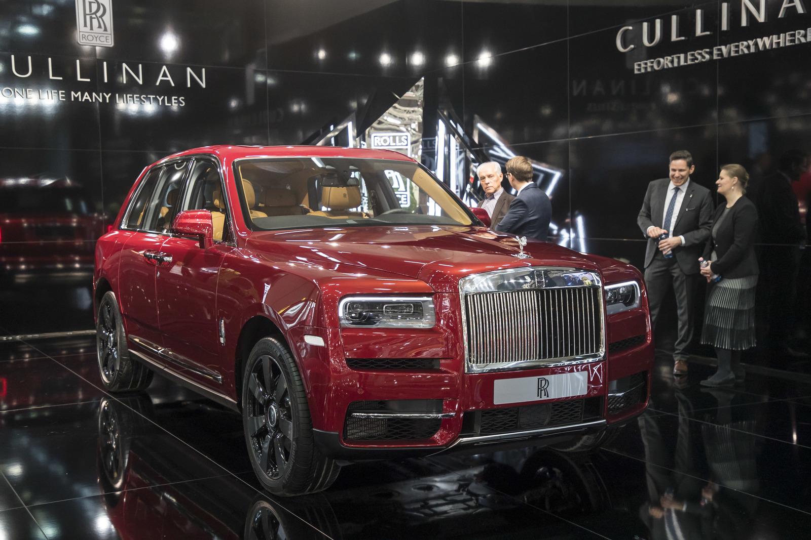 Rolls-Royce Cullinan - Extrémny pohon + dokonalý vzhľad