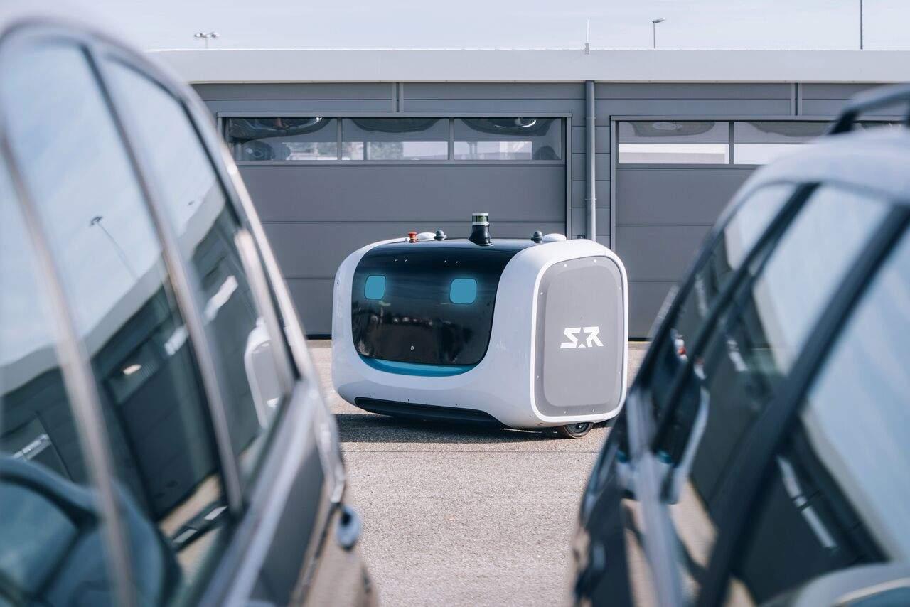 Roboti na aerodromima