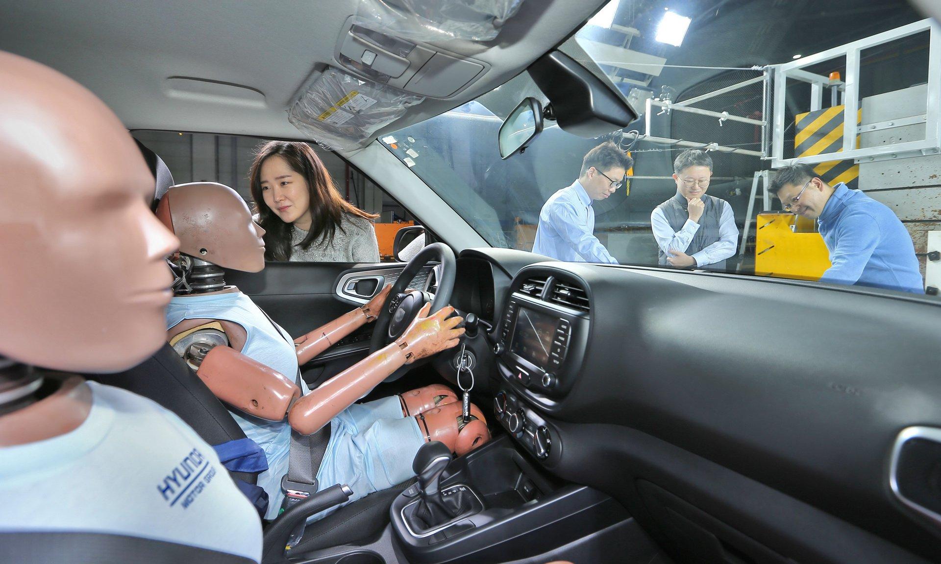 Hyundai sistem vazdušnih jastuka