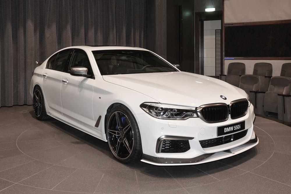 BMW M550i xDrive / AC Schnitzer