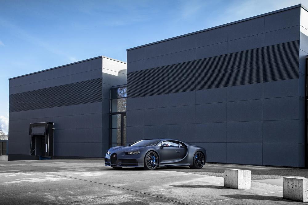 """Bugatti """"110 Ans"""" Edition"""