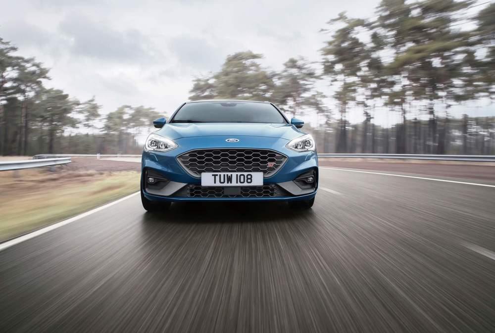 Novi Ford Focus ST