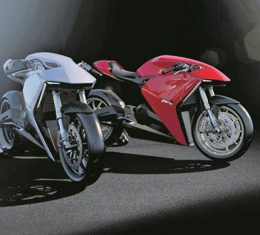 Ducati Zero-Red