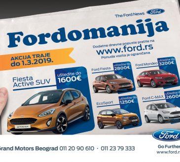 Fordomanija 2019