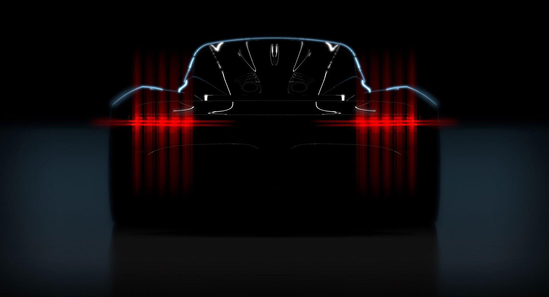 Aston Martin 003 Hiper automobil