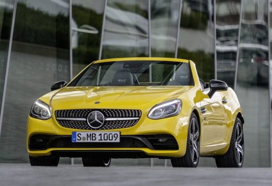 "Mercedes SLC ""Final Edition"""
