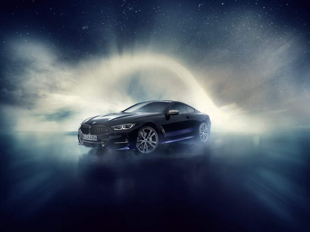 "BMW M850i ""Night Sky"""