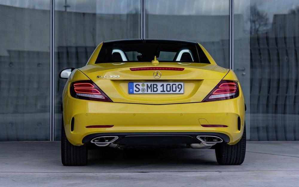 "Mercedes SLC ""Final Edition"""