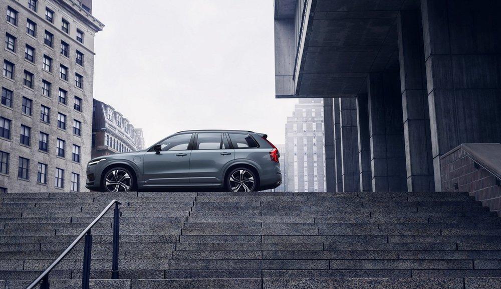 Volvo XC90 (facelift)