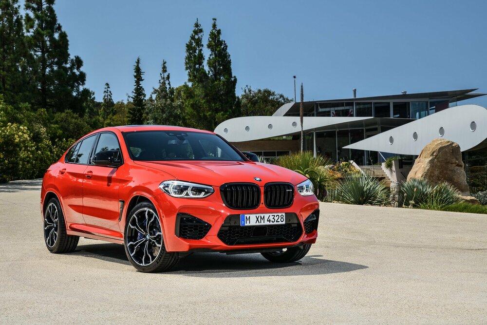 BMW X3 M i X4 M