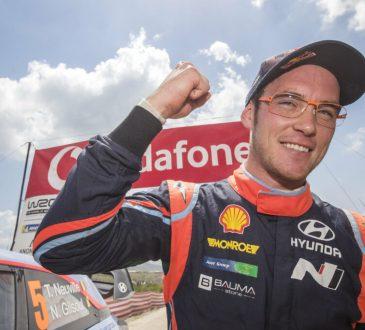 Tijeri Nojvil - WRC 2019 Tour De Corse