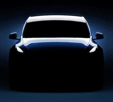 Tesla Model Y / novi tizer