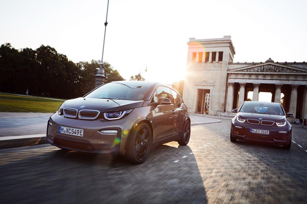 BMW i3/BMW i2
