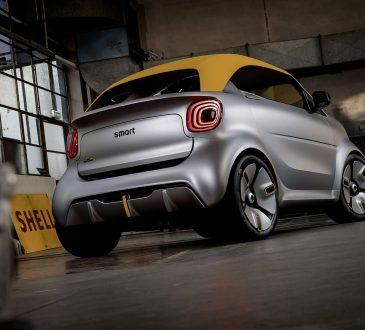 Smart -Daimler i Geely