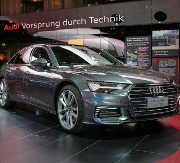 Audi Plug-in hibridi