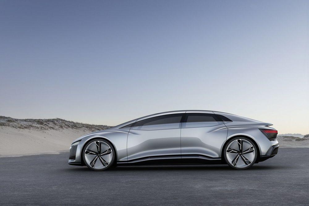 Audi koncepti