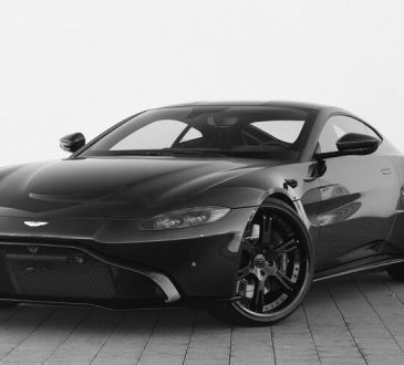 Aston Martin Vantage by Wheelsandmore