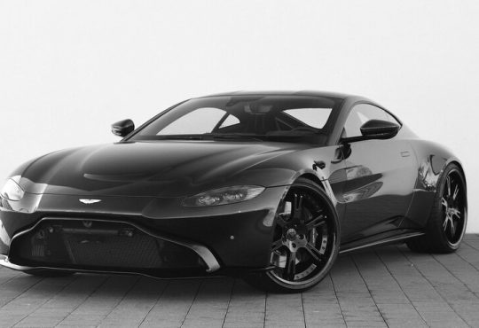 Aston Martin Vantage by Wheelsandmore